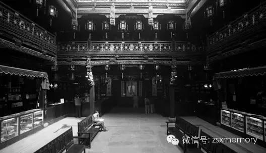 杭城最豪华的古建筑--胡庆余堂