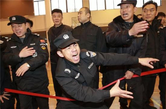 杭州一场拔河比赛诞生一大波表情二次表情包图元丰富图片