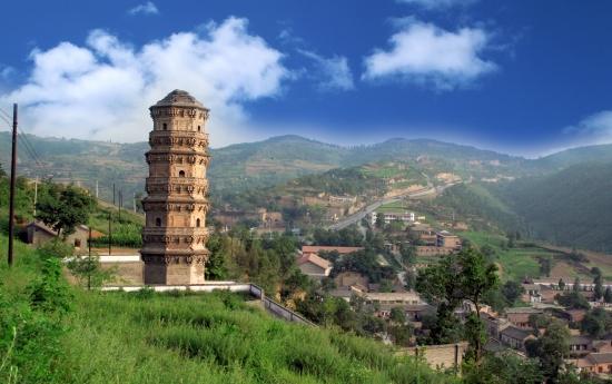 苏晓梅:永寿是一个富有历史文化的地方,特色旅游景点也不少,比如
