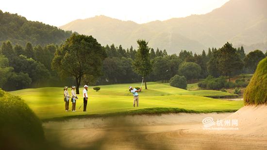 2019年中国-新西兰青少年高尔夫球团体对抗赛3月富阳开战(组图)
