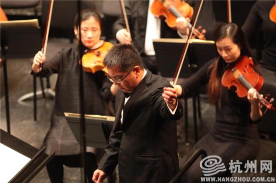 """单簧管王子""""助阵杨洋与杭州爱乐上交""""勃拉姆"""