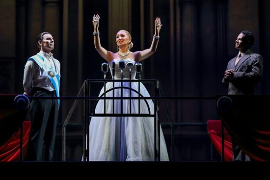 音乐剧史诗《贝隆夫人》首次来华 登...