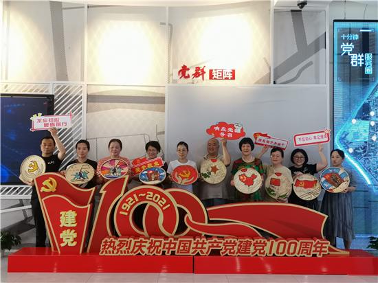 杭州一个小社区点亮红色初心的党建活动为何如此生动感人