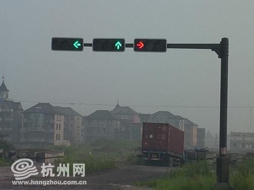 红绿灯交通规则图解