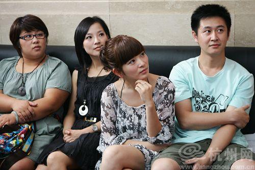 ,一场大型舞蹈真人秀节目《舞林门》,在杭刮起了一阵不小的收视旋图片