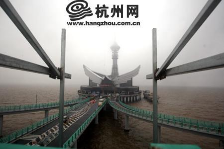 杭州湾跨海大桥火灾调查
