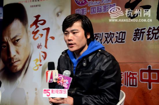 同天上映双片的导演闫然:我8岁开始怀旧(图)