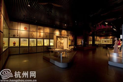 杭州工艺美术博物馆基本陈列荣膺2011年度十大精品图片
