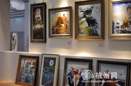 2014中国(杭州)工艺美术杰作博览启幕