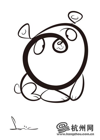 动漫 简笔画 卡通 漫画 手绘 头像 线稿 394_550 竖版 竖屏