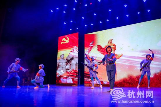 白杨街道第四届社区文化节顺利闭幕