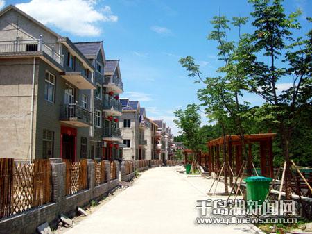 石林镇茶园村图片